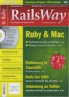 RailsWay Magazin Cover for iRuby Article